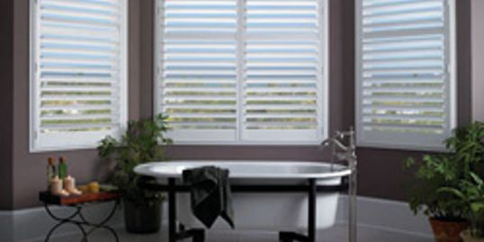 Premium Wood and Faux Wood Plantation Shutters will be a great accent to any home.