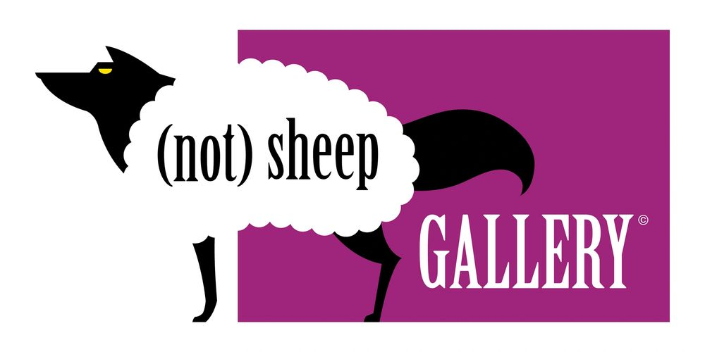 Not Sheep Gallery Short North hot-button issues. politics religion controversy