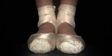 Ballet Together Pointe Classes for ages 11+.