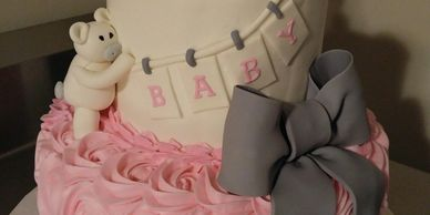 Baby Shower Cake Photo Gallery