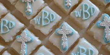 Petit Four Photos, Cake Squares
