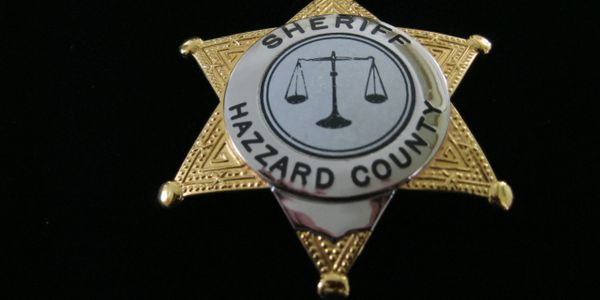 Hazzard County Sheriff's Badge