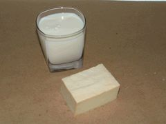 Goat Milk Soap Lavender - Soap-O-Therapy