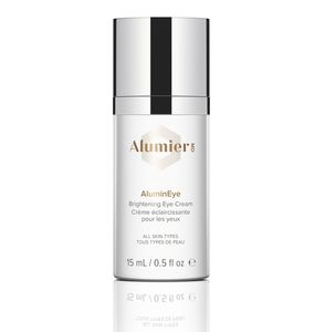 AlumierMD AluminEye is a rich, anti-aging eye cream that significantly improves the appearance of dark circles, fine lines and puffiness in any skin type.