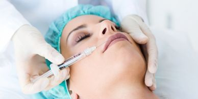 Dermal Fillers help restore fullness to the face and contribute to soft-tissue expansion to fill the defects with ageing.