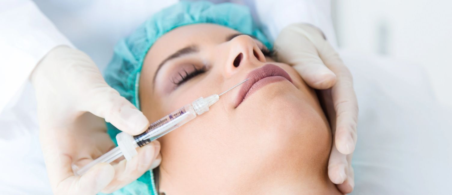 Dermal fillers restore fullness to the face and contribute to soft-tissue expansion to fill the cont