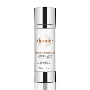 A powerful AHA (Alpha Hydroxy Acid) serum that enhances skin texture and tone, reducing the visible