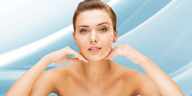 Treatments aims to reduce signs of ageing. Can lessen fine lines and wrinkles.