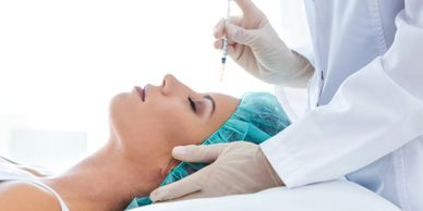 Commonly referred to as 'Botox' (Botulinum toxin), It is a naturally occurring protein.