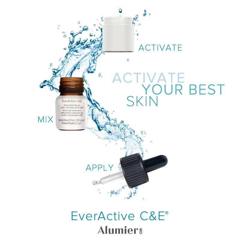 Cosmopolitan UK: Best Vitamin C Serum: AlumierMD EverActive C&E