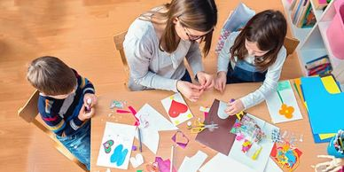 Kids Art Classes and Workshops