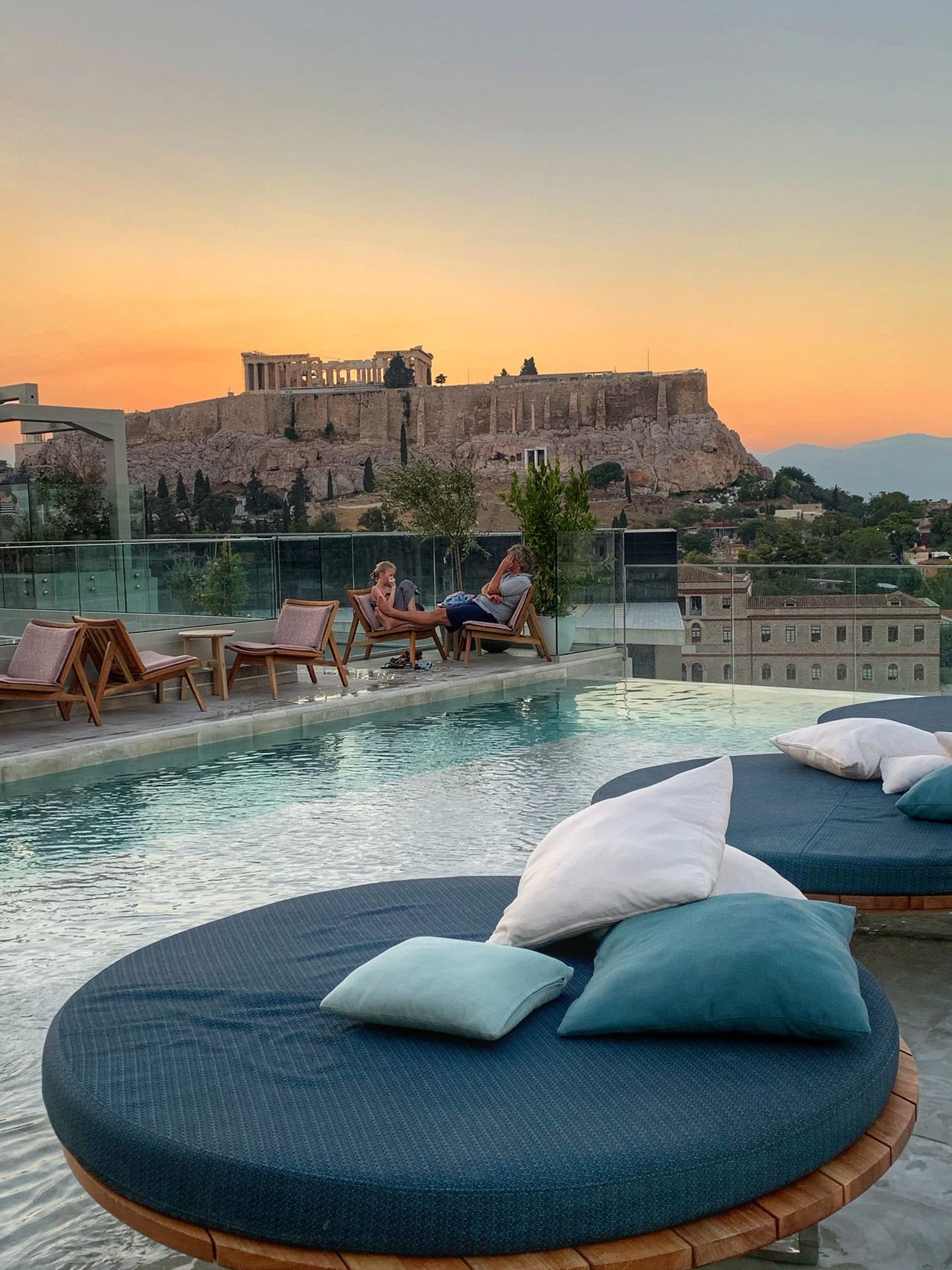 Coco Mat Bc Athens A Sleeping Experience With Acropolis View