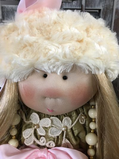Handmade Little Souls doll