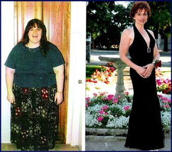 Becky Lost 146 lbs. the first year...