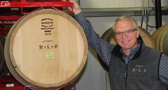 Owner and winemaker Steve Heller