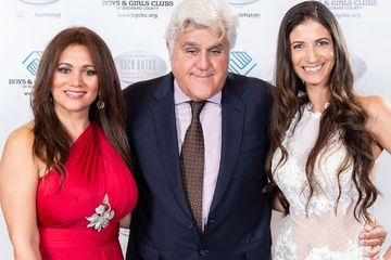 JAY LENO & CLUB ELLAS VIP MEMBERS