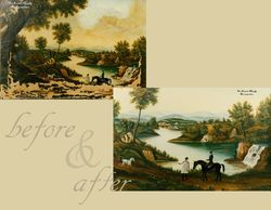 Fine Art Restoration, Stuart, Palm Beach, South Florida, Vero Beach,  Fort Pierce,  Jupiter Island
