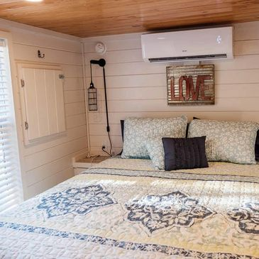 Upgrade your tiny house. Choose from a wide variety of interior ceiling, wall, and floor textures and colors .