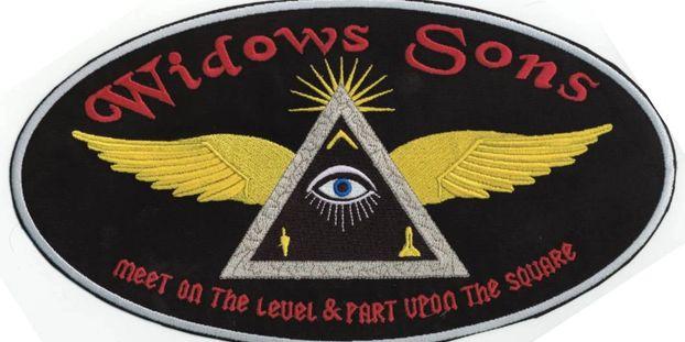 Our Logo Widows Sons