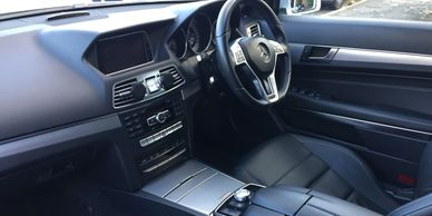 Interior car valeting services in Bournemouth, Poole & Christchurch areas