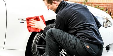 Full Valet - mobile car valeting package in Bournemouth, Poole & Christchurch areas