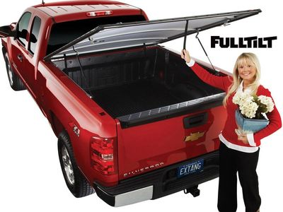 extang, tonneau covers, truck bed covers, painted tonneau covers, folding tonneau covers, truck