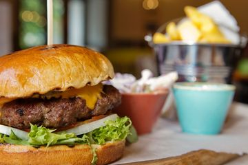 Let'snot forget the classics including 'the best burgers in Isleworth'.