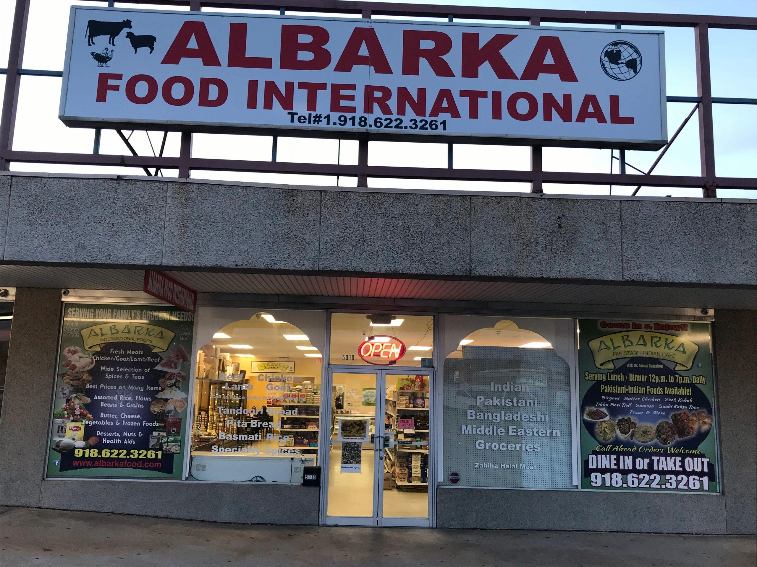 Albarkafood com - Indian / Pakistani Grocery, Halal Meat