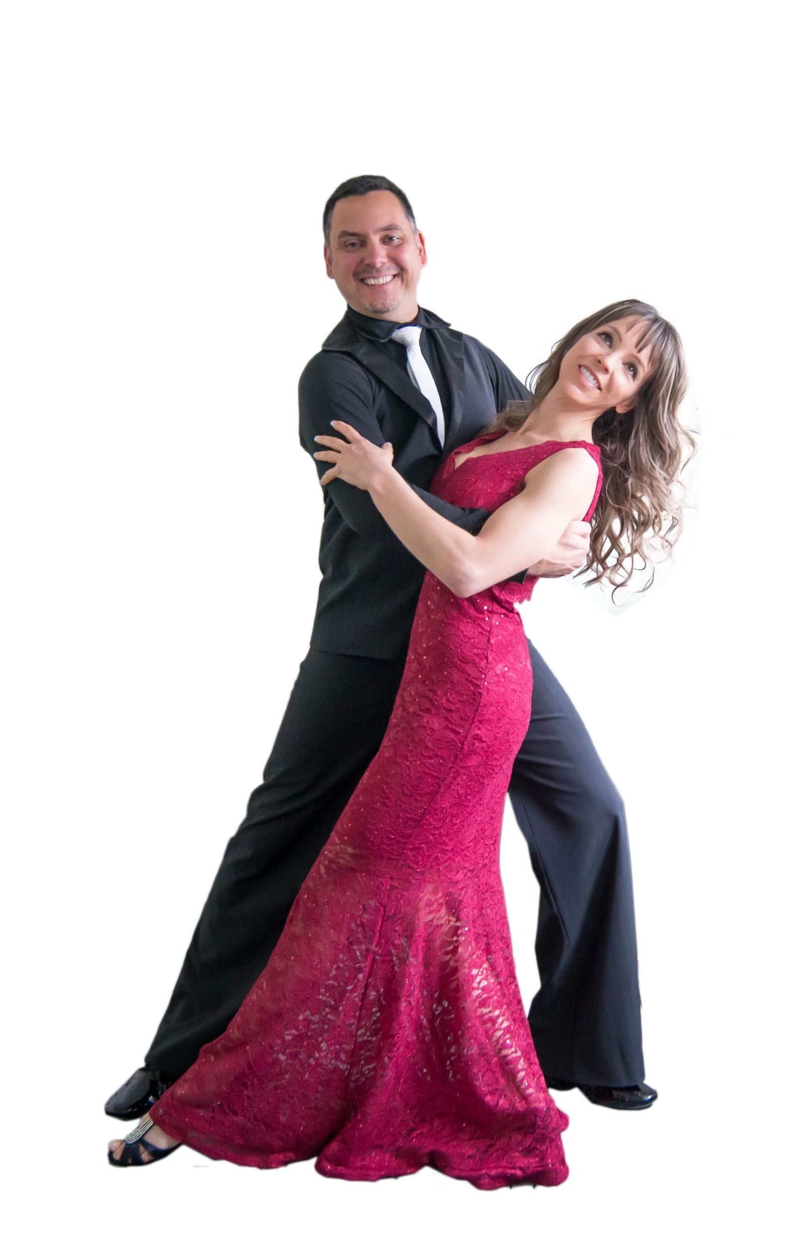 Grande Prairie dance lessons, including country dances, ballroom dances, latin dances and swing.