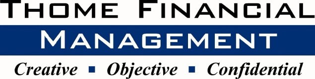 Thome Financial Management