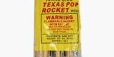 If you are looking to buy a great rocket at a great price shop for Flying Dragon brand Texas Pop Roc