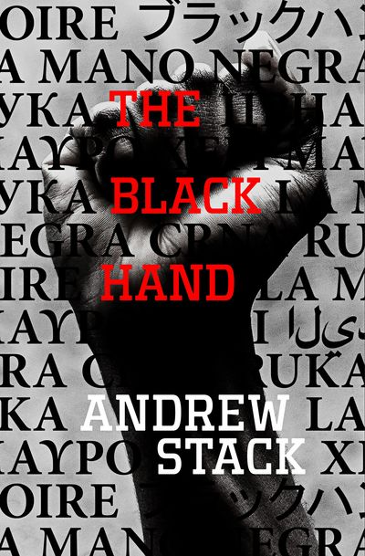 The Black Hand book cover
