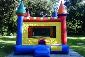 Castle bouncer rents for $115 tax and delivery included if you live local. This unit measures approx