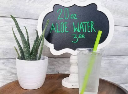 herbalife aloe water aids in digestion and helps the body absorb key nutrients