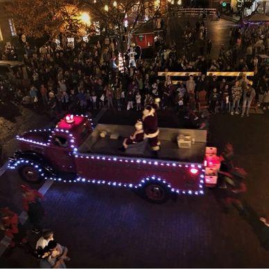 Nacogdoches Christmas Parade 2021 Get Involved Nacogdoches Area United Way