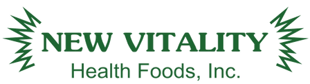 New Vitality Health Foods, Inc.
