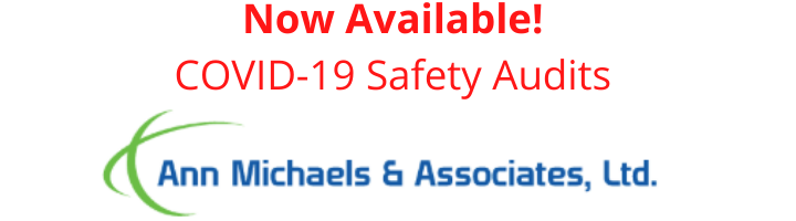 COVID-19 Safety Audits  Ann Michaels & Associates Ltd.