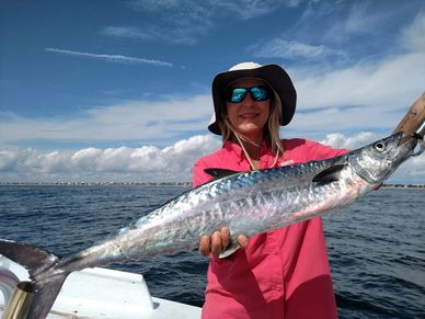 Family friendly fishing guide in Emerald Isle, NC