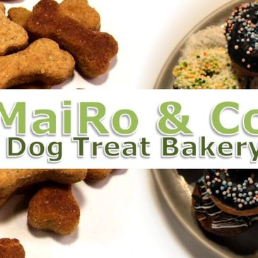 Donuts, Woofy Stix, Waffles, Paw Cakes, Lollys & other treats
