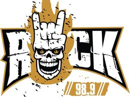 Rock 98.9 live stream podcast from studio.
