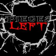 Pieces Left music logo. Jacksonville, Florida.