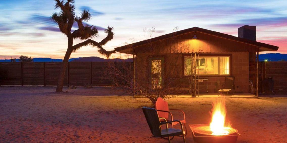 by byowner owner desert tree cabins rentals com hi vacation north joshua s of enchanting mojave walden landers california cabin
