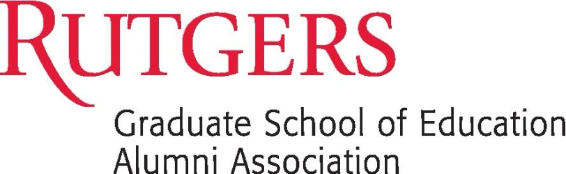 Rutgers Graduate School of Education Alumni Association