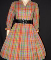 vintage dress, vintage clothing, 50s dress,