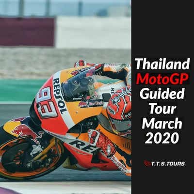 Thailand MotoGP Guided Tour Tile
