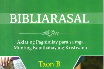 Tagalog homiletics of Sunday Gospel readings for BEC