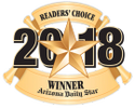 2018 Readers Choice Award Winner