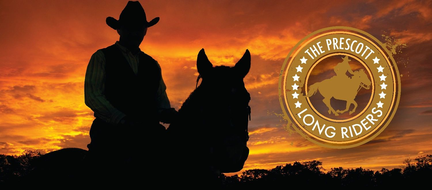 Prescott Long Riders 6th Annual Trail Ride and All Horse Parade October 3rd, 2020