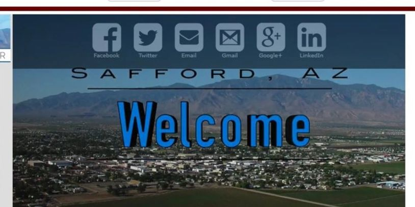 Welcome to Safford!