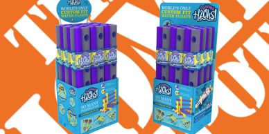 Procurement & Placement, FLOATEEZ Brands brings innovative products to market. Product Placement